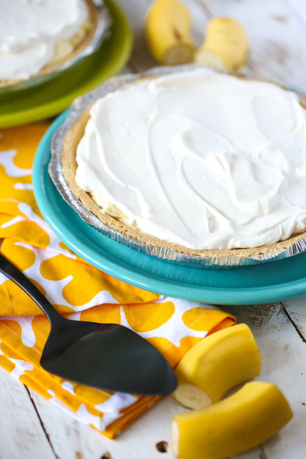 easiest best banana cream pie
