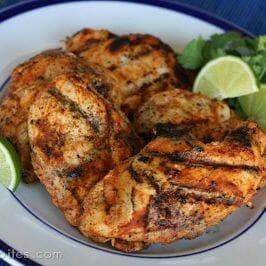 A fantastic taco chicken recipe!