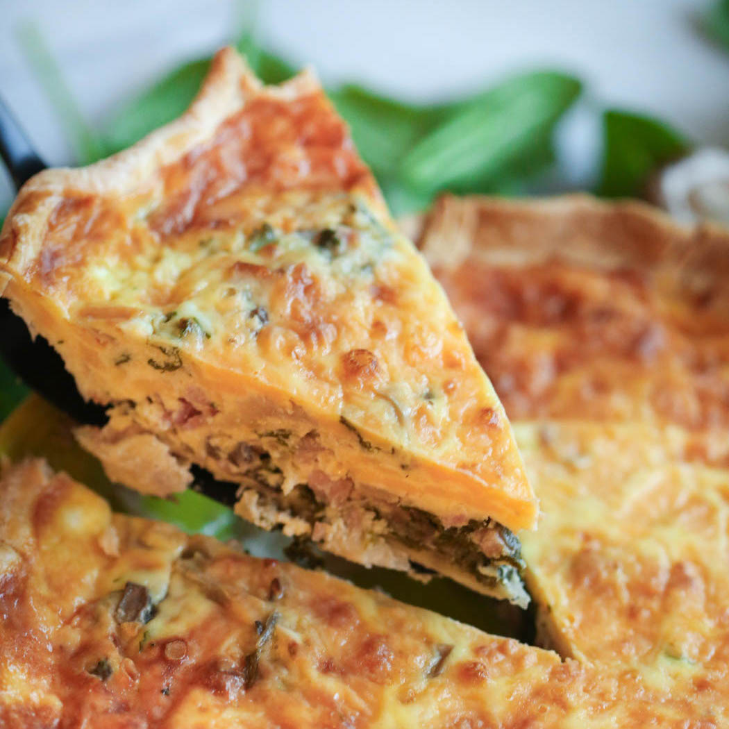 Ultimate Quiche from Our Best Bites