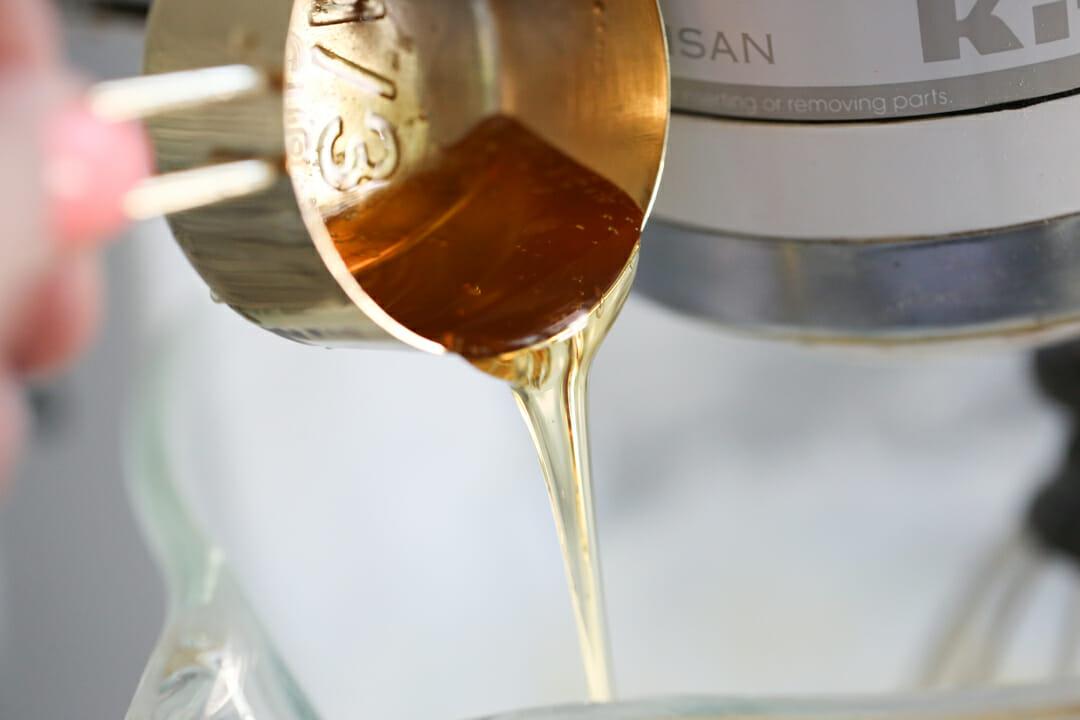 honey in honey butter