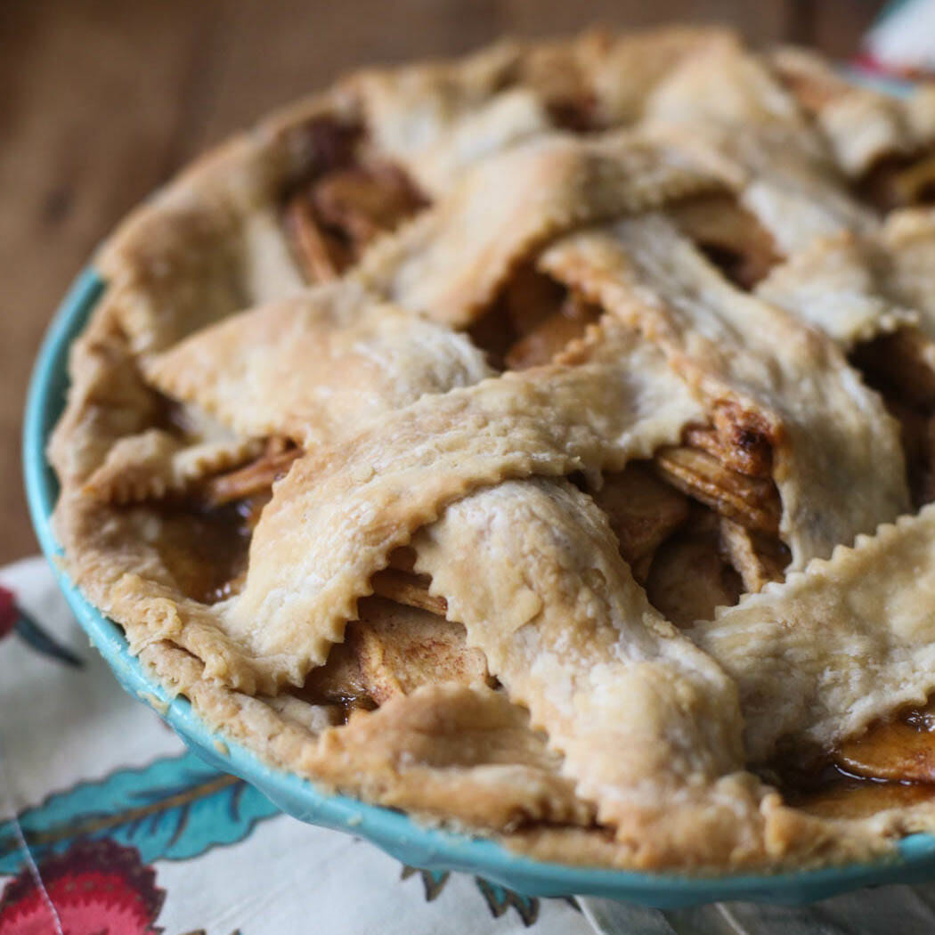 pie crust from our best bites