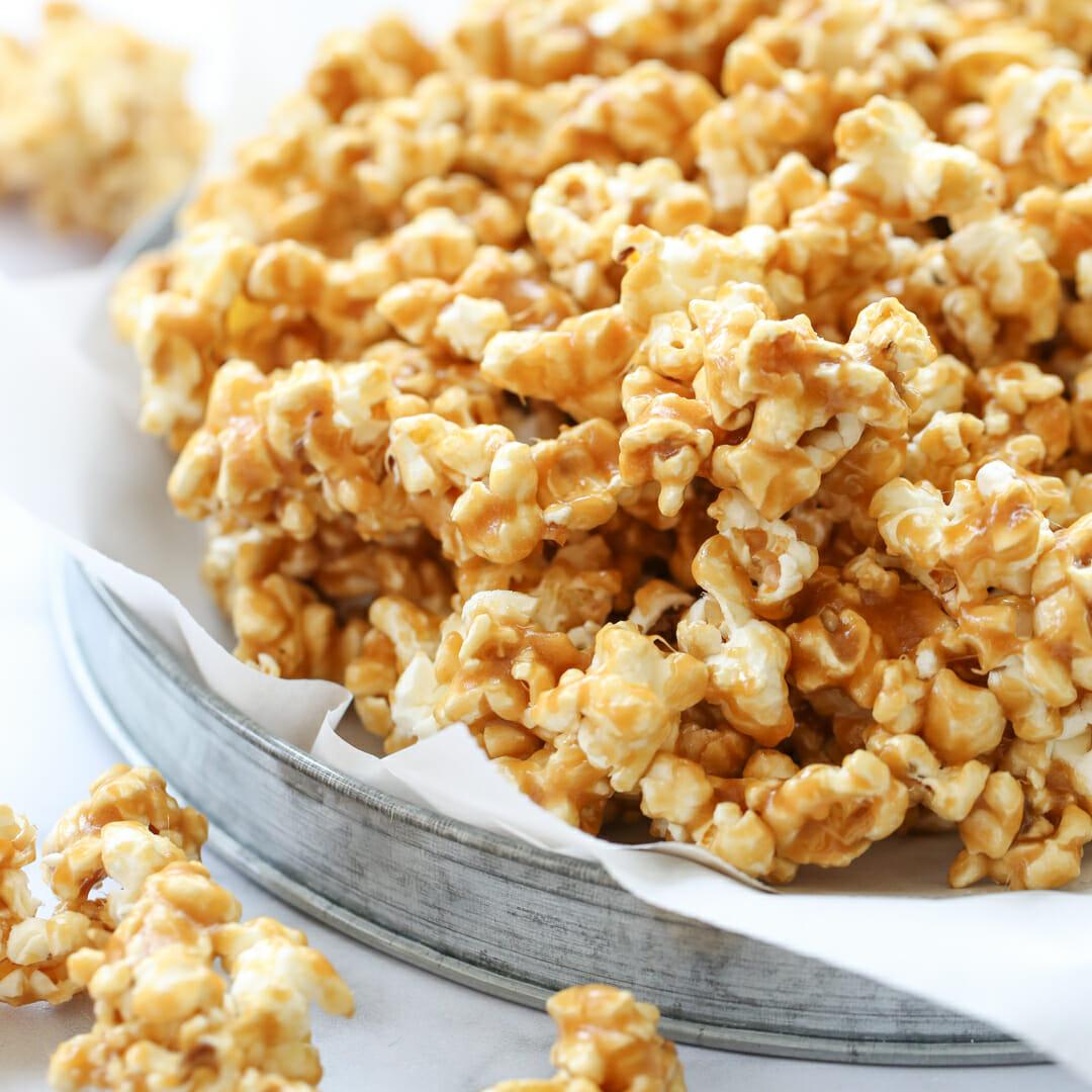 Easy Caramel Corn Our Best Bites