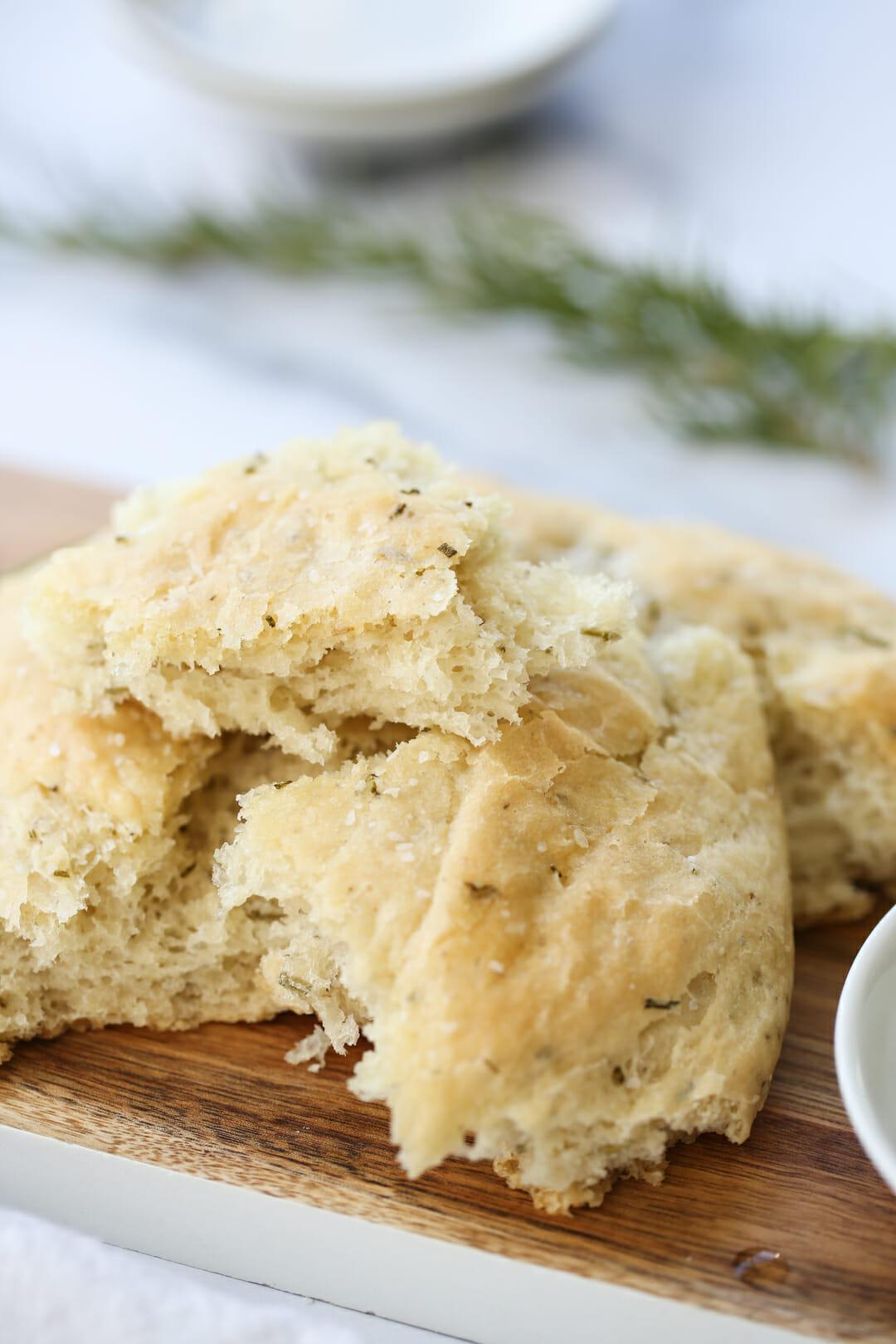 broken bread
