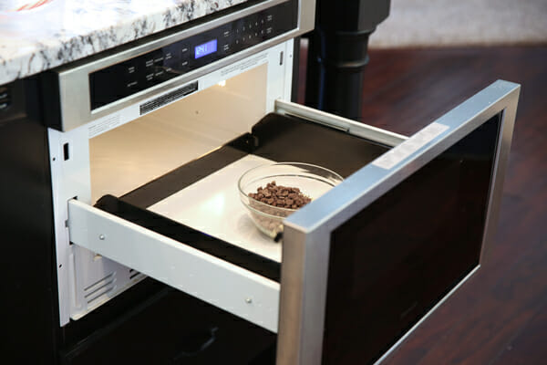 Microwave Drawer