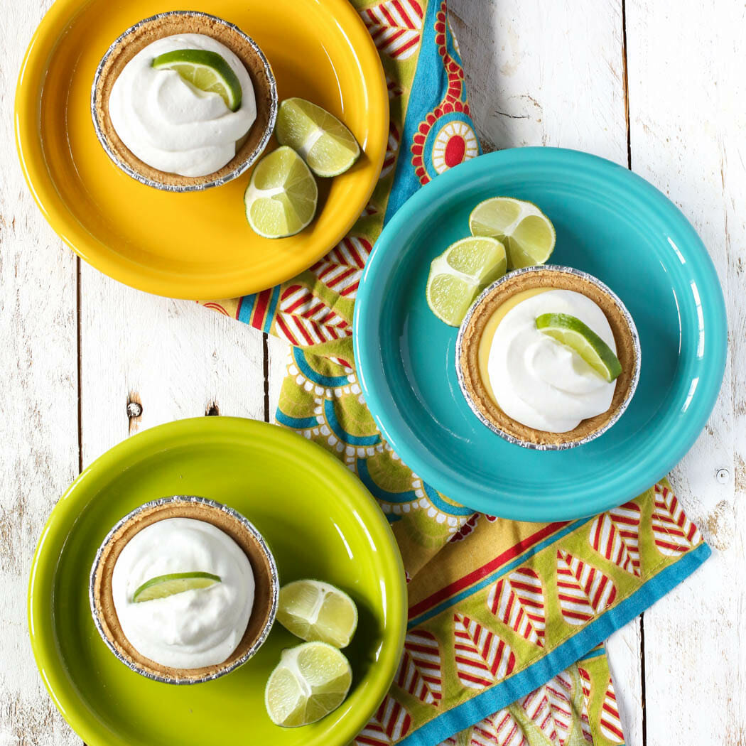 Key Lime Pie Tarts from Our Best Bites