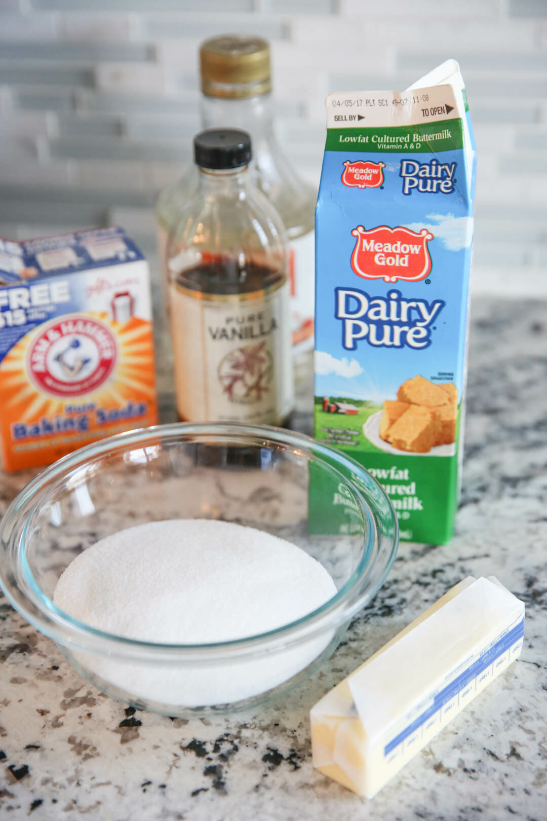 The best buttermilk syrup recipe