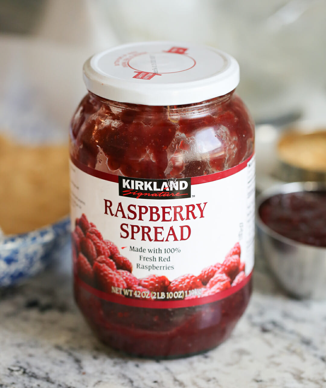 costco raspberry jam