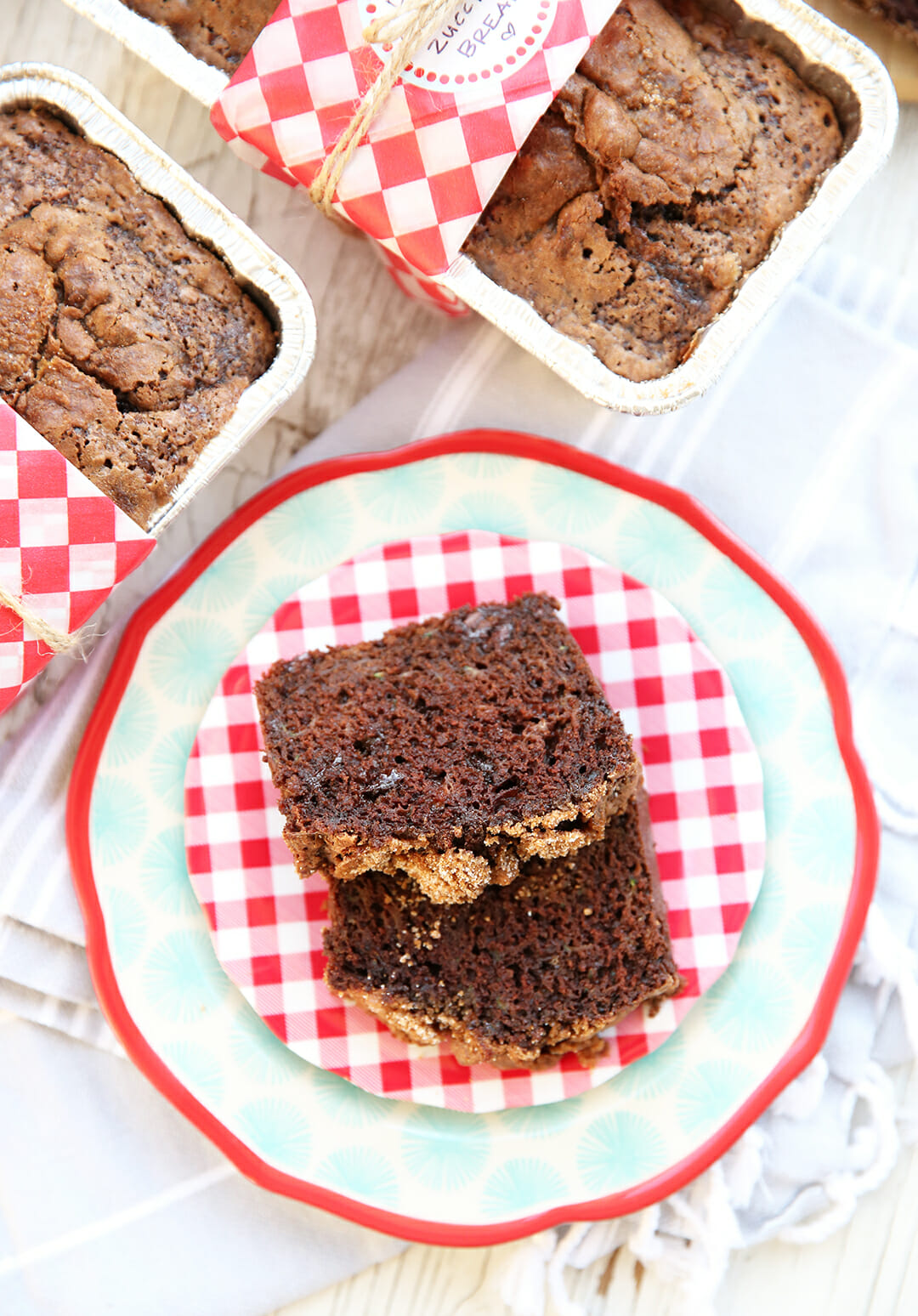 Chocolate Zucchini Bread Our Best Bites