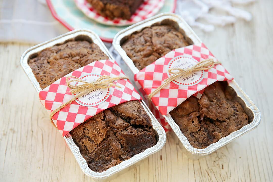 the best chocolate zucchini bread recipe