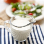 Flashback Friday: Buttermilk Ranch Dressing