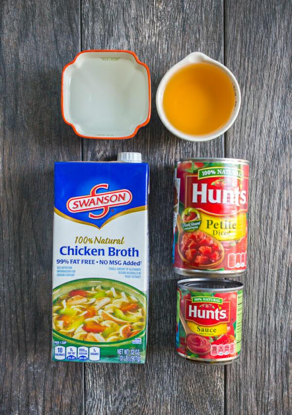 Tortellini Sausage Soup-5