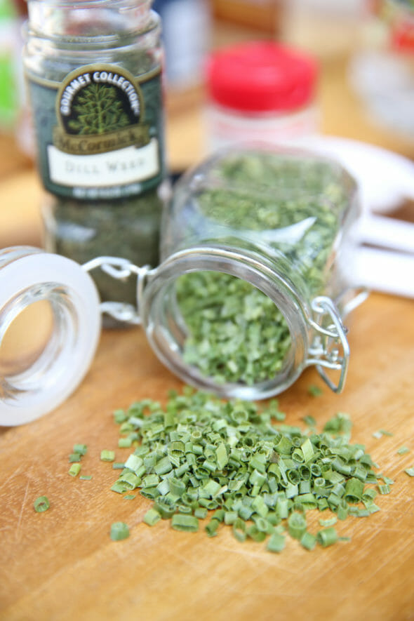 Freeze Dried Chives