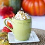 Hot Caramel Apple Cider