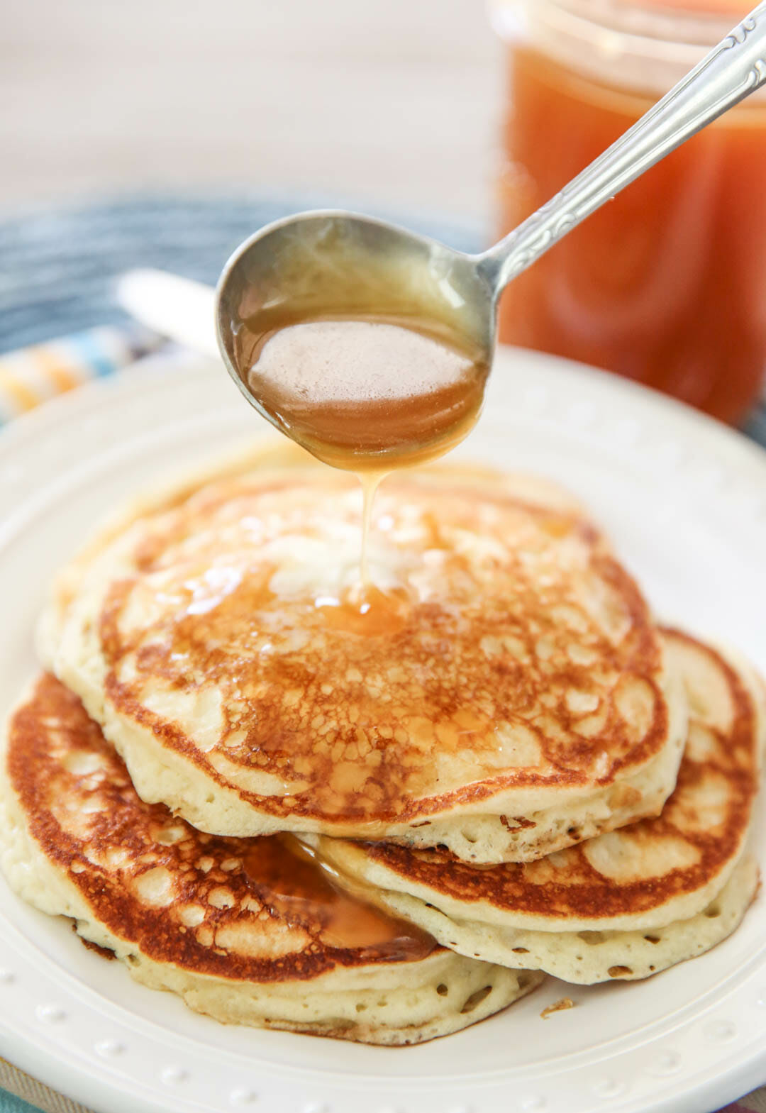 Flashback Friday: Buttermilk Pancakes