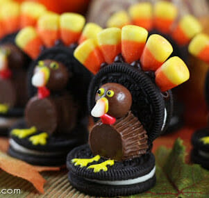how to make candy turkeys our best bites