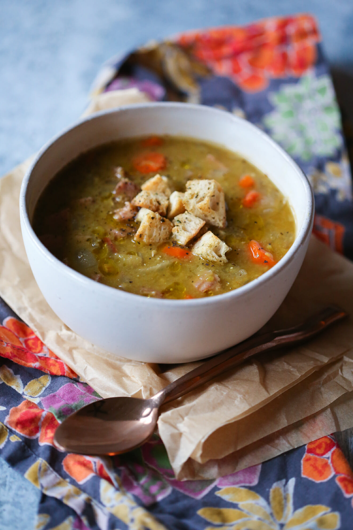 split pea soup from our best bites