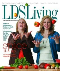 LDS Living magazine