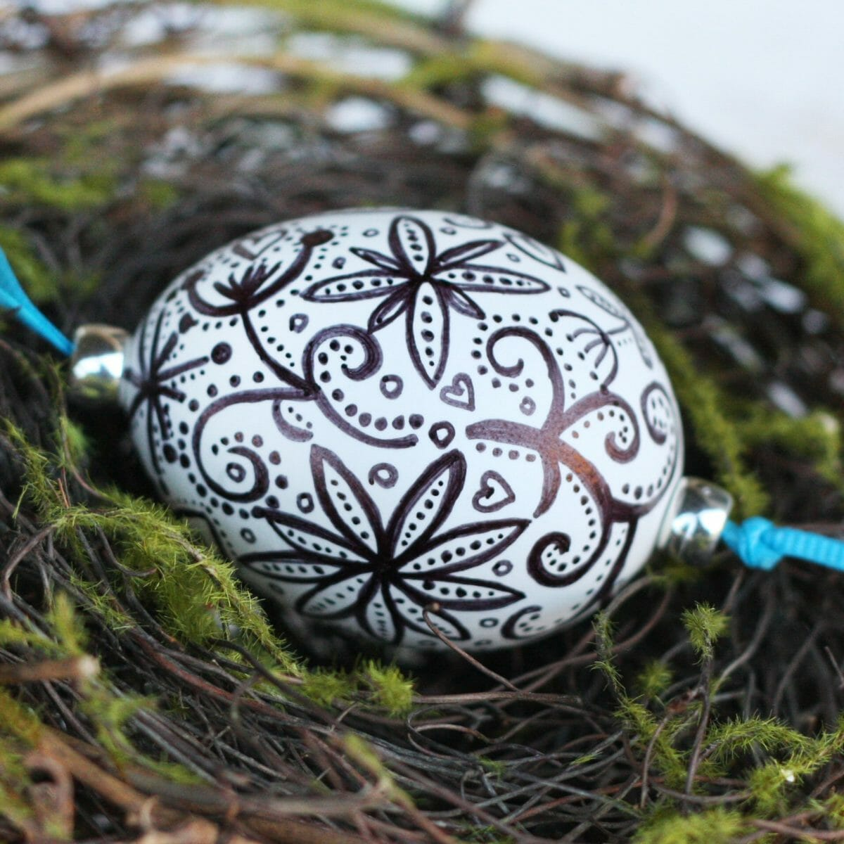 How To: Make Blown Egg Ornaments