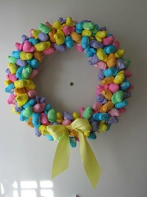 peep wreath ii