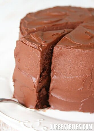 Old-Fashioned Chocolate Frosting