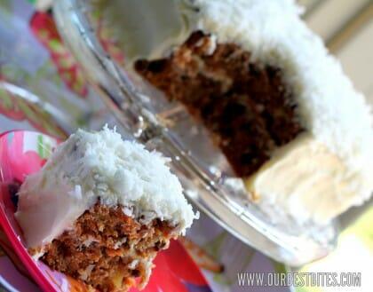 Carrot Cake Supreme