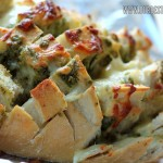 Cheesy Garlic-Herb Bread