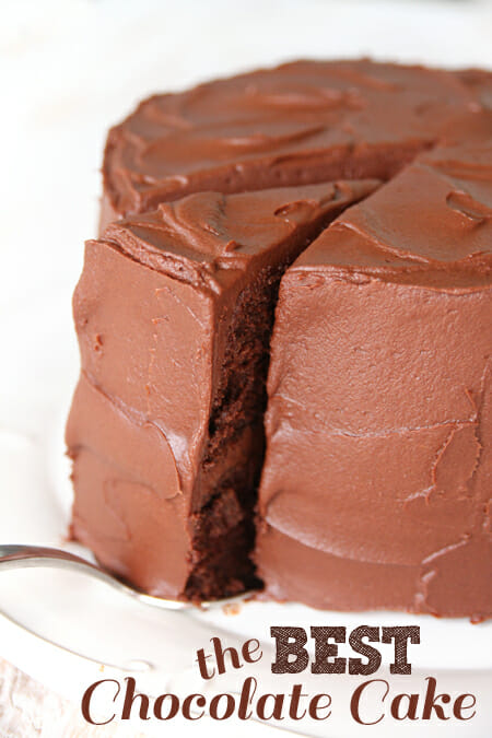 THE Best Chocolate Cake you'll ever eat