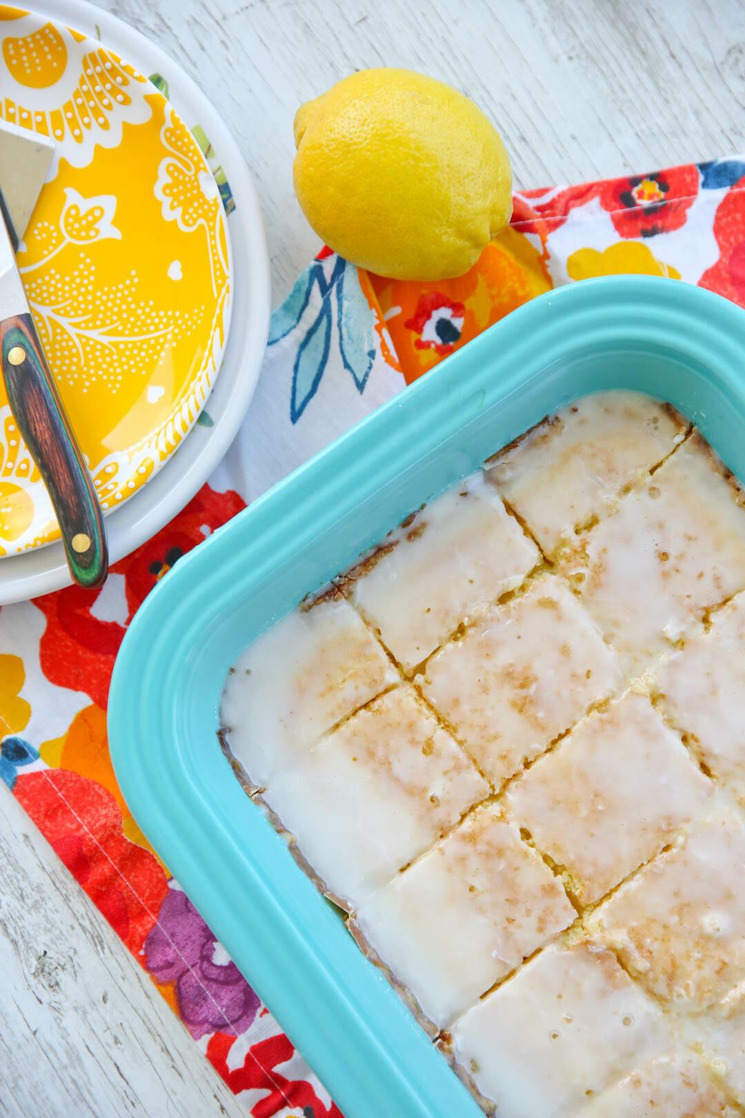 The Best Lemon Bar Recipe