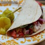 Grilled Greek Tacos