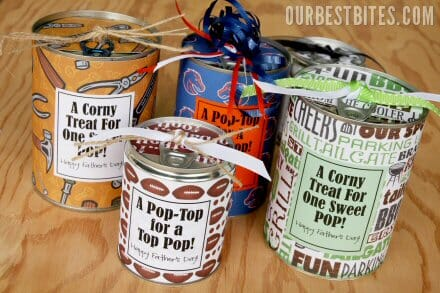 Tin Can Treats, Father's Day Edition!