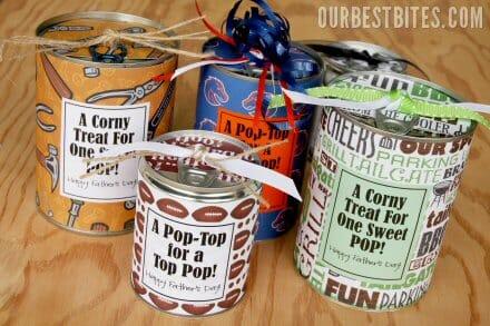 tin can treats