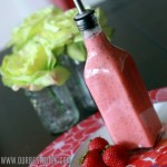 Berry Poppy Seed Vinaigrette
