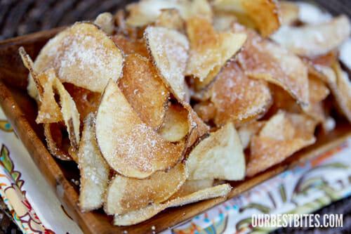 How To: Make Homemade Potato Chips