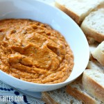 Roasted Eggplant Spread