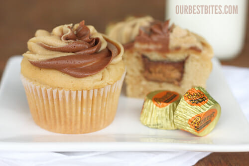Chocolate Peanut Butter Cup Cupcakes Our Best Bites
