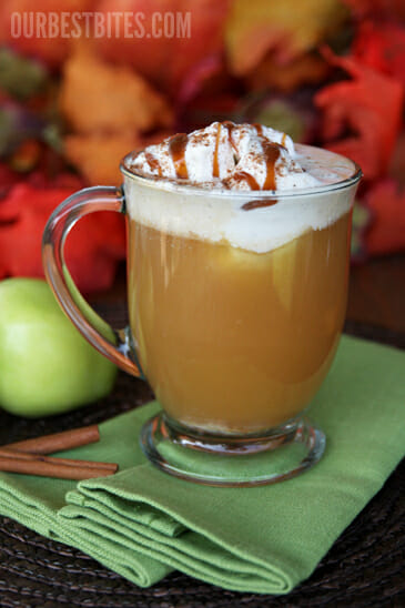 Apple Cider Floats - Our Best Bites