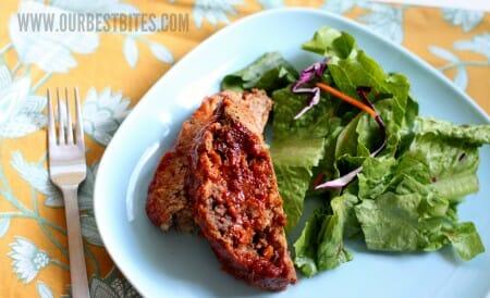 Rockin' Italian-Style Meatloaf