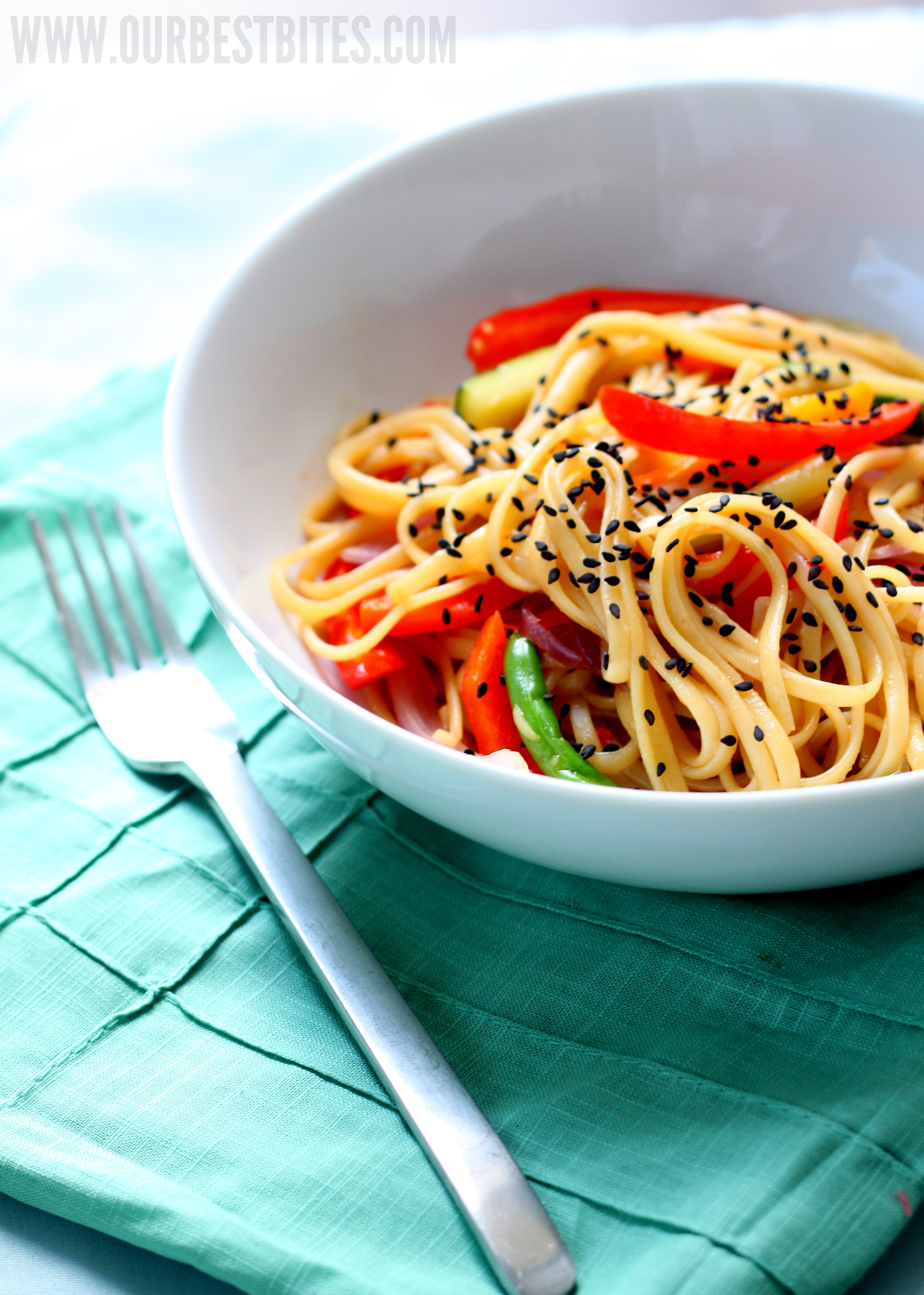 Quick Easy Makeup Tips Ideas For Work: Quick & Easy Noodle Stir-Fry