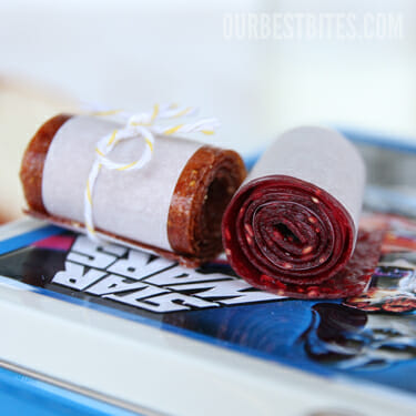 How To: Make Homemade Fruit Roll-Ups