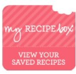 Personalized Online Recipe Box at OBB!