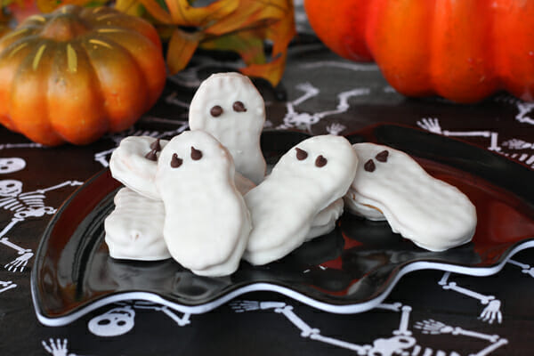 Nutty Ghosts from Our Best Bites
