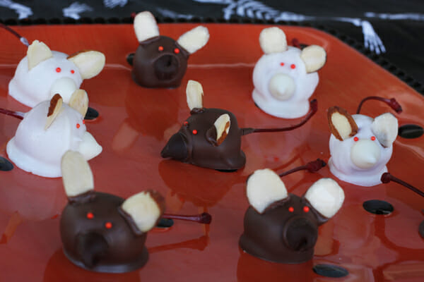 Strawberry Mice from Our Best Bites