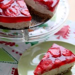 Creamy Strawberry Jello Pie