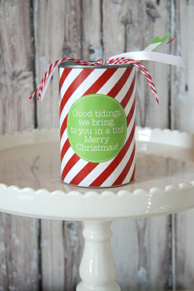 Tin Can Treats: Christmas Edition! - Our Best Bites