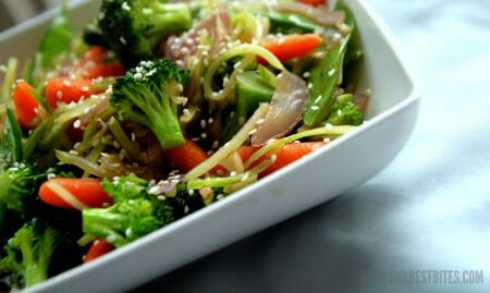 Easy Veggie Stir-Fry