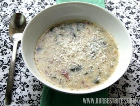 Italian Potato-Sausage Soup
