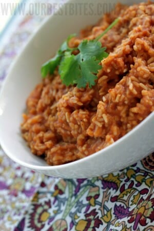 Red Chile Rice