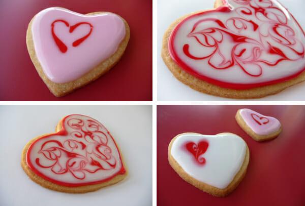 Valentine's Sugar Cookies Recipe — Dishmaps