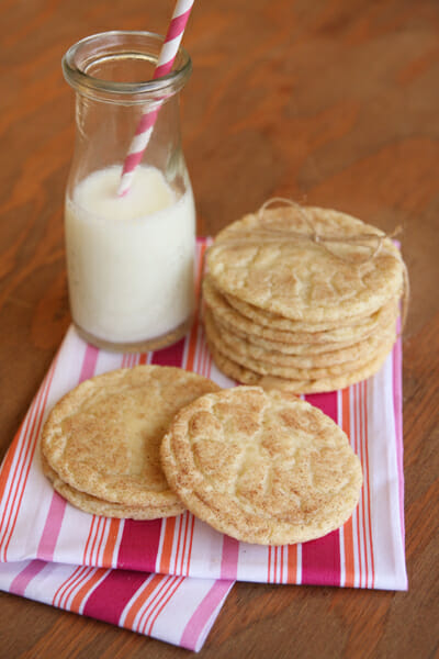 Snickerdoodle Done Right Recipes — Dishmaps