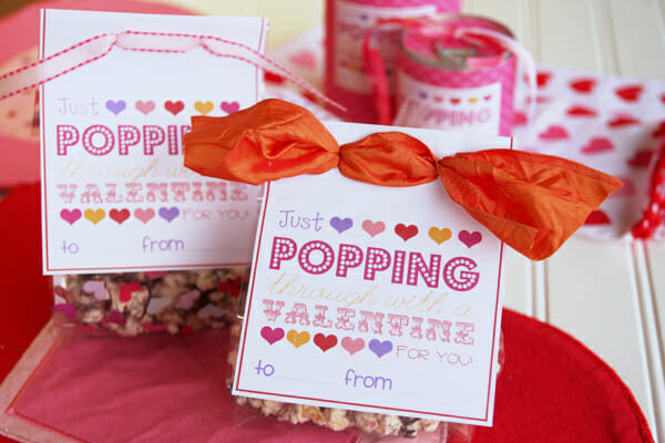 Download free Just Popping Through Valentine's Day printables from ...